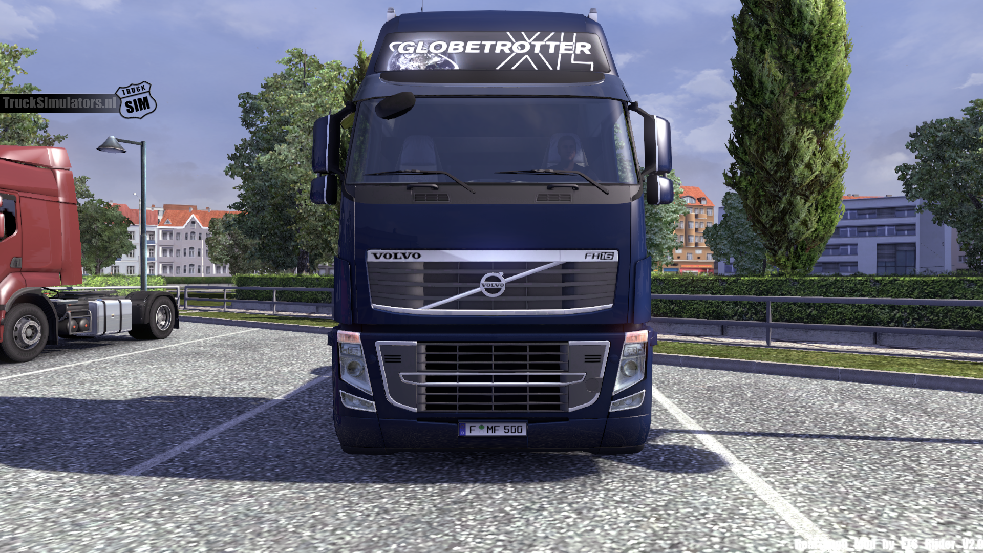 real logo mod by ets rijder v2 0 trucksimulators forum. Black Bedroom Furniture Sets. Home Design Ideas