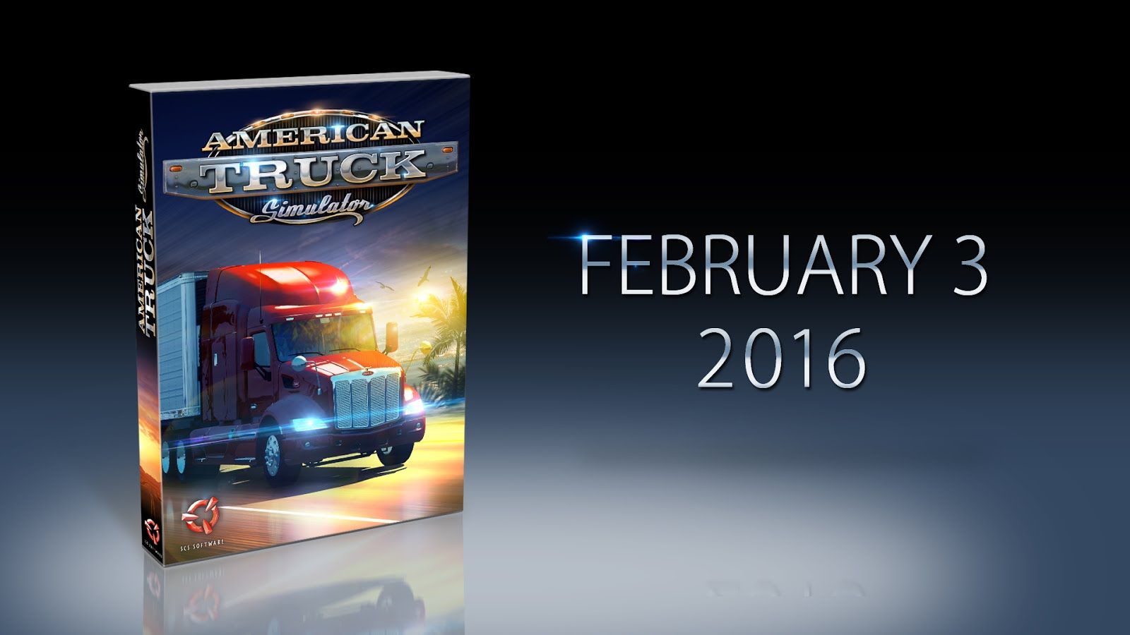 American Truck Simulator - 3 februari
