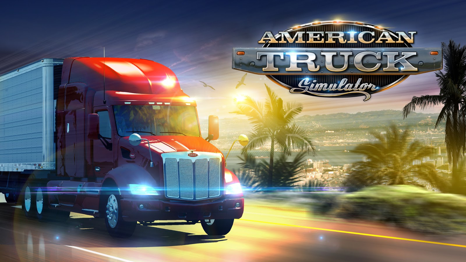 American Truck Simulator - SCS Software