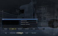 Trucks & Trailers Options Input