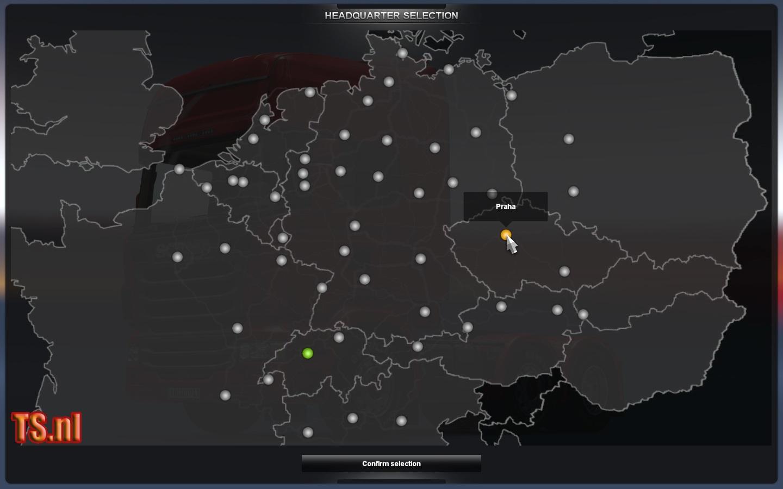 Где В Игре Евро Трек Симулятор 2 Находятся Автосалоны Даф