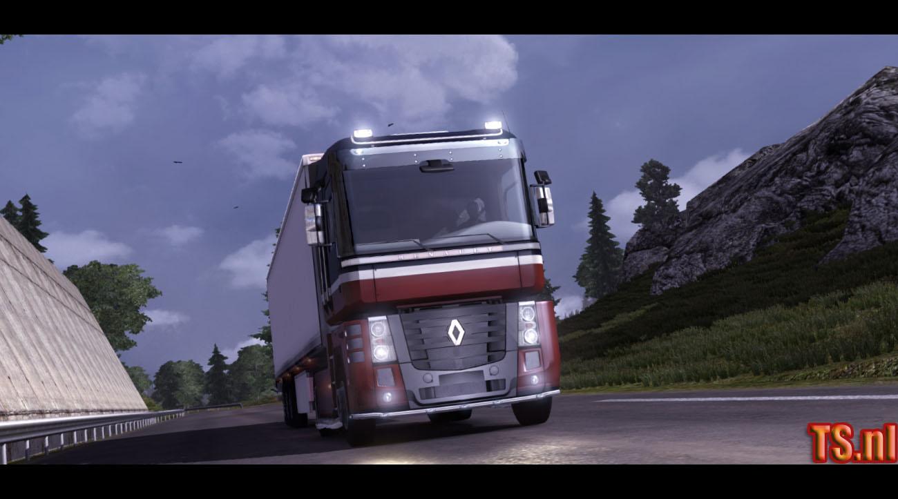 TruckSimulators.nl - Euro Truck Simulator 2 - Truck verlichting